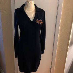 Ralph Ralph Lauren sport blue label dress